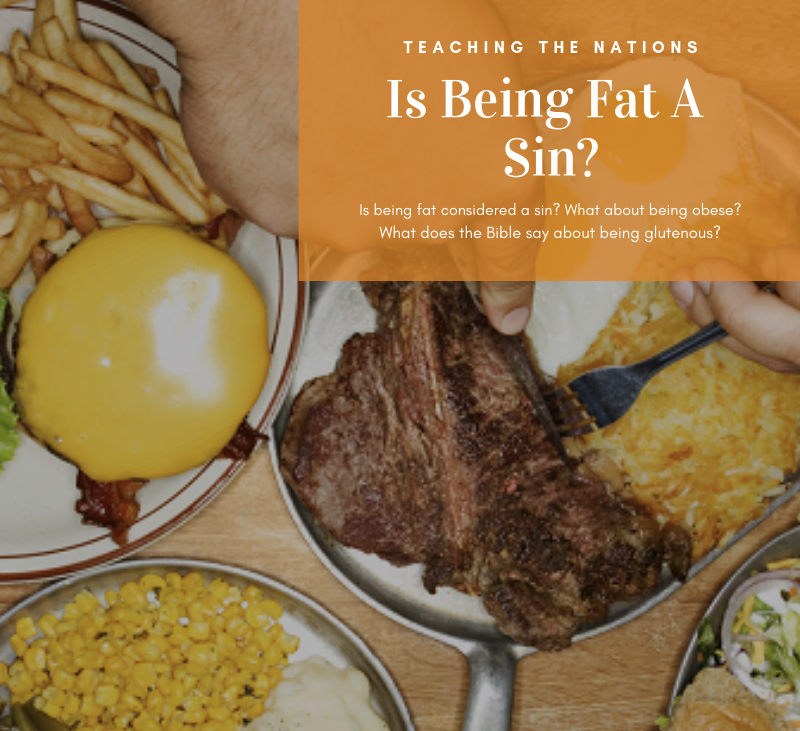 TTN Ministry -- Is Being Fat A Sin